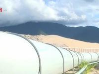 Quan trắc tự động nước thải từ nhà máy Formosa Hà Tĩnh