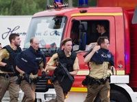 Vụ xả súng tại Munich, Đức không liên quan tới khủng bố