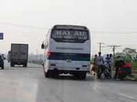 Hà Nội sẽ lắp camera giám sát xe đón khách dọc đường