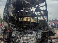 Đã xác định danh tính 12 nạn nhân vụ TNGT ở Bình Thuận