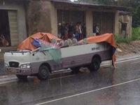 """Hung thần"""" xe ben tung hoành trên các tuyến phố tại TP.HCM"""