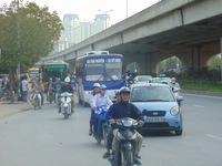 Từ 5/6, bỏ thu phí sử dụng đường bộ đối với xe máy