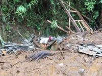 Cảnh báo sạt lở đất ở mức cao nhất tại các tỉnh miền núi phía Bắc