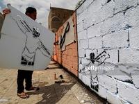Yemen: Vẽ tranh đường phố kêu gọi hòa bình