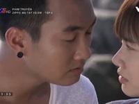 Zippo, Mù tạt và Em - Tập 6: Huy (Anh Tuấn) hôn Lam (Nhã Phương) bất thành