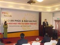 Bảo hiểm nhân thọ PVI Sun Life ra mắt sản phẩm mới