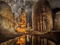 Hang Sơn Đoòng dưới ống kính của nhiếp ảnh gia Australia John Spies