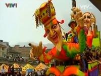 """""""Ngạc nhiên"""" Lễ hội Đen & Trắng ở Colombia"""