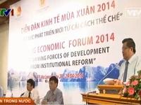 Diễn đàn Kinh tế mùa Xuân 2014: Lo ngại nợ công gia tăng