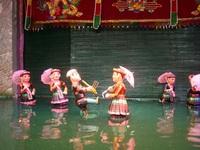 Khai mạc Đại hội múa rối Đông Nam Á lần thứ 6