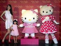Hello Kitty có mặt tại bảo tàng tượng sáp Hong Kong