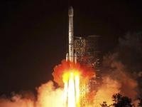Trung Quốc phóng tàu vũ trụ Hằng Nga 3