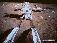 Trung Quốc công bố thành công của tàu vũ trụ Hằng Nga 3
