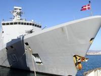 Tàu Thụy Điển và Đan Mạch tiêu hủy vũ khí hóa học Syria