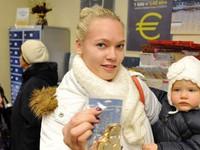 Latvia chính thức gia nhập khu vực Eurozone