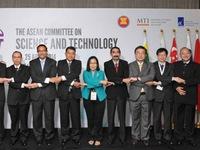 Tăng cường hợp tác khoa học công nghệ ASEAN