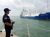 Cướp biển tấn công tàu chở dầu Singapore ở eo biển Malacca