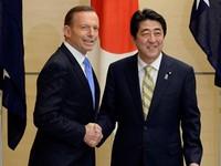 Nhật Bản – Australia đẩy mạnh hợp tác kinh tế và quốc phòng