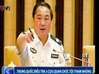 Trung Quốc điều tra 3 cựu quan chức tội tham nhũng