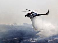 Mỹ: 850 hộ gia đình sơ tán do cháy rừng