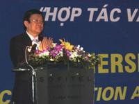 Chủ tịch nước dự Hội nghị đối tác Hội Chữ thập đỏ Việt Nam