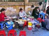 Chưa kiểm soát được chất lượng vệ sinh an toàn thực phẩm của thức ăn đường phố