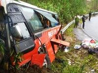 Giải pháp nào ngăn chặn tai nạn giao thông đường đèo dốc?