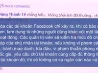 Không dùng tên thật sẽ bị khóa tài khoản Facebook?
