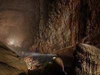Hang Sơn Đoòng - Chốn thần tiên ẩn mình trong lòng núi