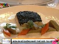 Món ăn bổ dưỡng nhất thế giới tại Việt Nam