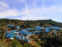 Ấn tượng ngôi làng Xì Trum ở Tây Ban Nha