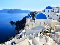 Du lịch Hy Lạp tăng trưởng trở lại sau khủng hoảng