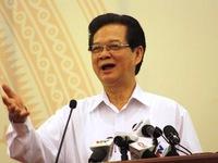Thủ tướng Nguyễn Tấn Dũng: Việt Nam dứt khoát không để vỡ nợ!