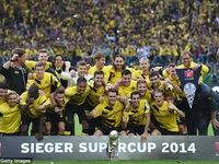 Đánh bại Bayern, Dortmund giành Siêu cúp nước Đức (VIDEO)
