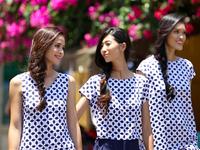 Siêu mẫu Vietnams Next Top Model đổ bộ ở phố cổ Hội An