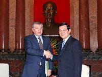"""""""Khuyến khích Rosneft mở rộng đầu tư vào Việt Nam"""""""