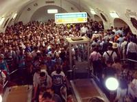 Nga điều tra nguyên nhân tai nạn tàu điện ngầm