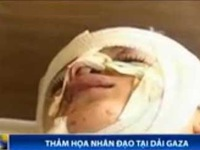 Bom đạn cướp đi tương lai của nhiều trẻ em ở Dải Gaza