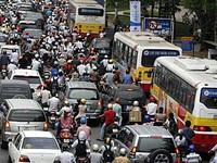 """Nhiều người dân """"né"""" phí bảo trì đường bộ xe máy"""