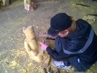 """Làng nghề mỹ nghệ Sơn Đồng: Nơi """"thổi hồn"""" cho gỗ"""