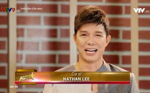 """Nathan Lee: """"Tôi đi hát không phải vì tiền"""""""