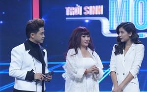 Phương Thanh nghiêm khắc phê bình Đồng Ánh Quỳnh vì luyến láy thô khiến nữ giám khảo bị sốc
