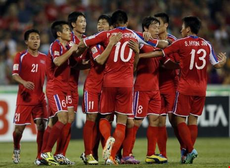 ĐT CHDCND Triều Tiên mang chân sút từng dự Champions League sang Việt Nam - Ảnh 2.