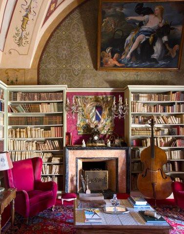 Những căn phòng đẹp nhất Italy trông như thế nào? - Ảnh 5.
