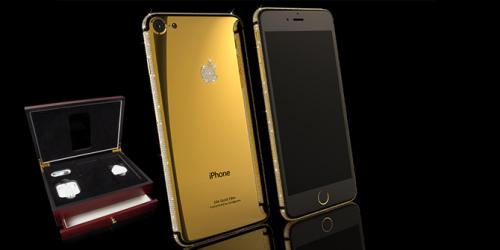 iPhone 7 mạ vàng, đính kim cương giá từ 3.000 USD - Ảnh 8.