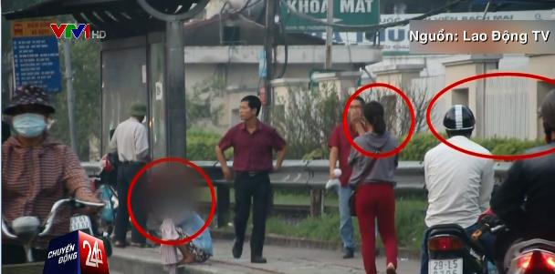 Phát hoảng với nạn giật túi trước cổng BV Bạch Mai - Ảnh 1.