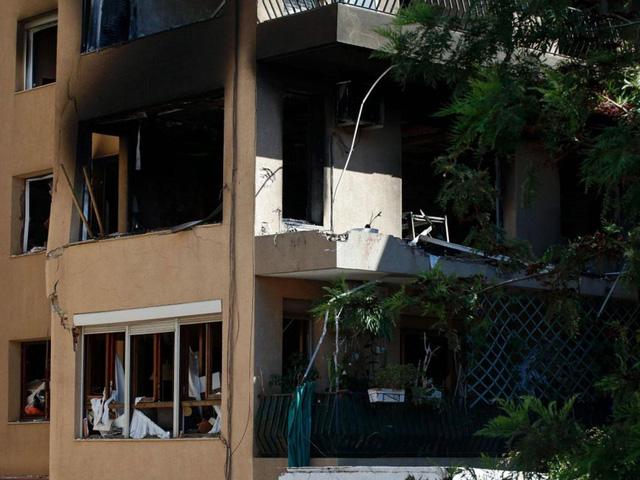 Tây Ban Nha: Nổ chung cư ở Barcelona, 16 người thương vong - Ảnh 1.