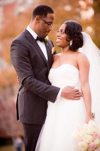 Những bức ảnh cưới tuyệt đẹp mang màu sắc của mùa thu - Ảnh 1.