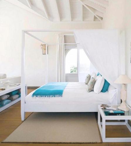 Phòng ngủ theo chủ đề bãi biển hút mắt trẻ thơ - Ảnh 9.
