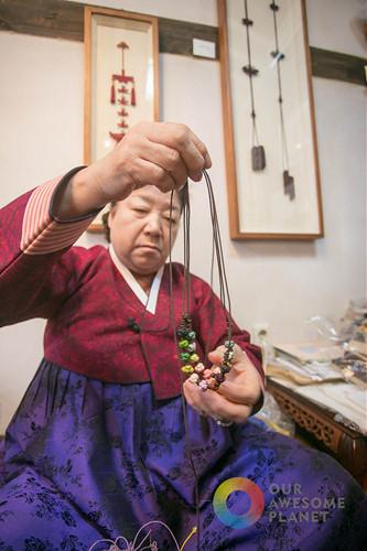 Những nút thắt truyền thống của Hàn Quốc - Ảnh 10.